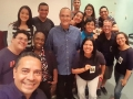 University disciples, Costa Rica, 2016