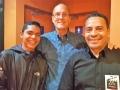 With José Luis and Danilo, San José