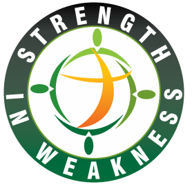 Strength in Weakness Logo