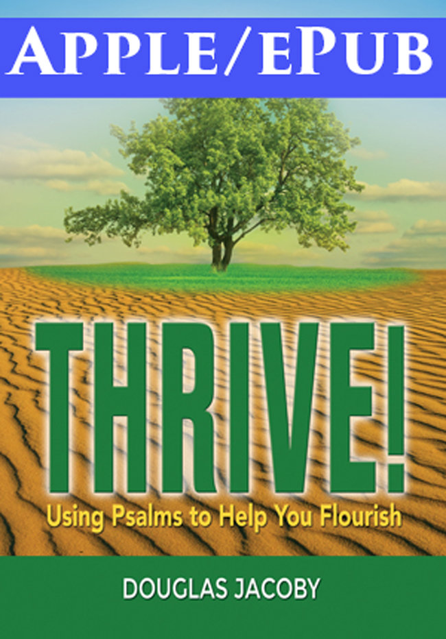 THRIVE: Using Psalms to Help You Flourish Apple/ePub