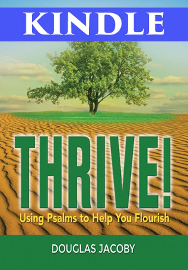 THRIVE: Using Psalms to Help You Flourish KINDLE