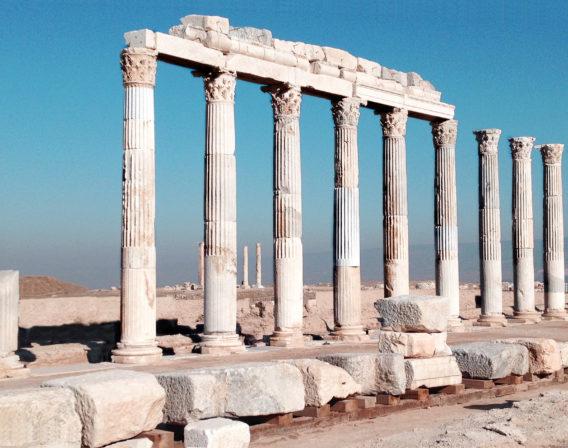2020 Biblical Study Tour: Turkey (Ephesus, Attalia, Laodicea, Istanbul…)